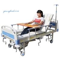 Giường bệnh 5 tay quay NIKITA (NKT-C04)
