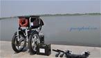 Xe lăn điện NKT-6301