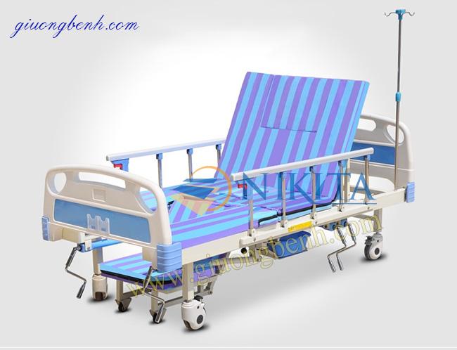 Giường 5 tay quay NIKITA DCN05 (NKT-C04)